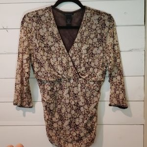 The Limited blouse size large